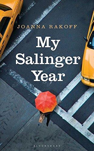 Cover: Joanna Rakoff My Salinger Year