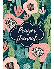 Prayer journal: Study Bible Notebook for women, men and kids | Daily planner for devotion | For the beautiful prayers that mean something to you | Large size 7 x 10 inches, 100 pages |  Perfect Gift for Friends & Family