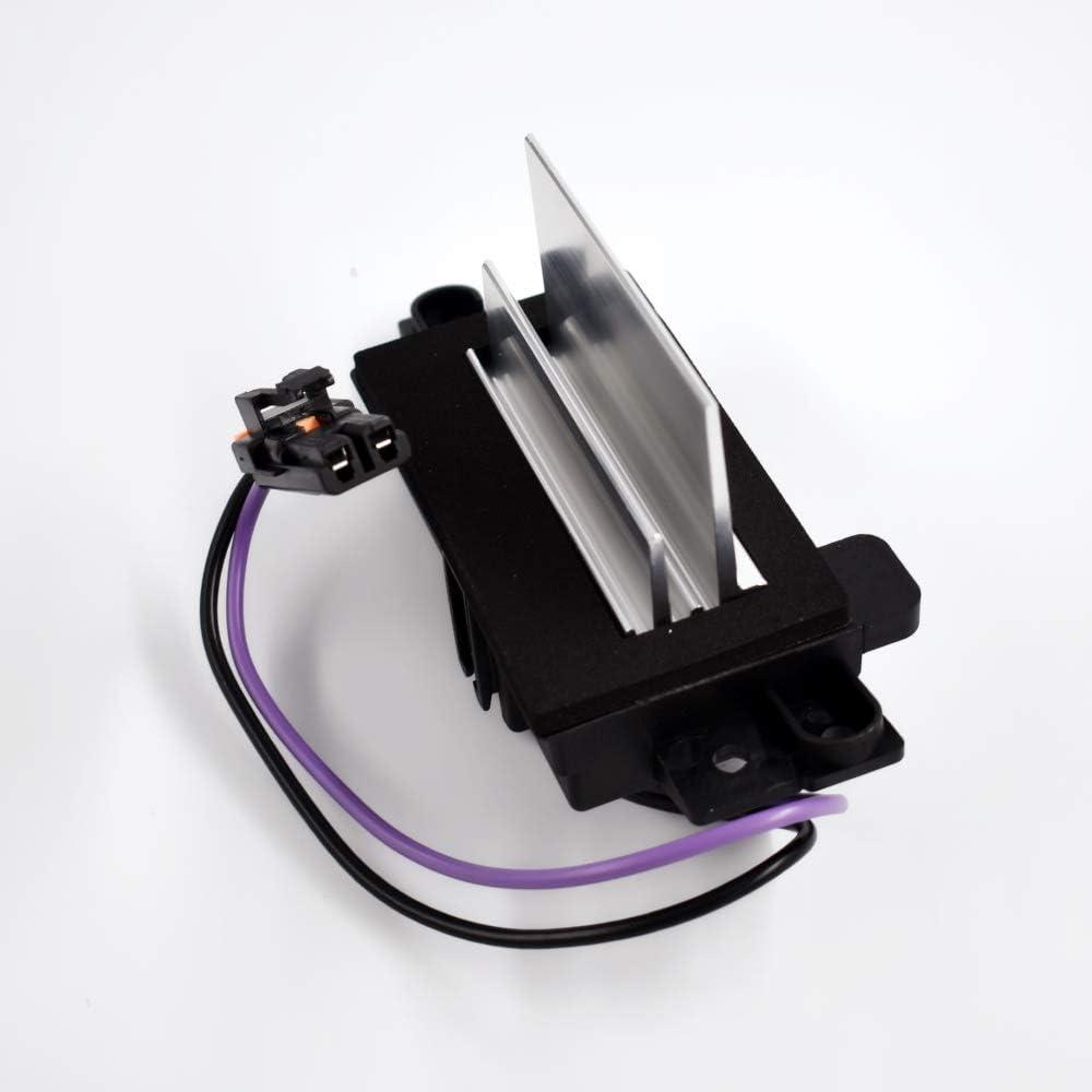 Blower Motor Resistor HVAC Heater Control Module For 2003-2006 Hummer H2 6.0L