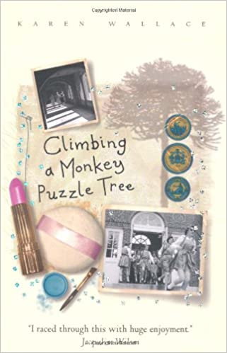 Book Climbing a Monkey Puzzle Tree