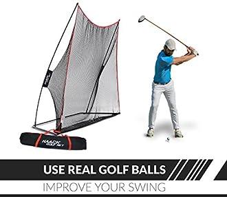 Golf Practice Net Image