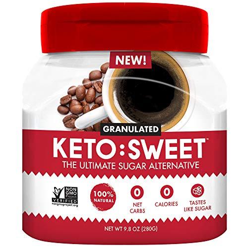 🥇 KETO:SWEET Ultimate Keto Sugar Alternative