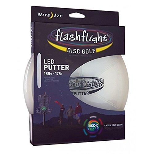 Nite Ize Flashflight Disc Golf Light Up LED Putter 169-175g