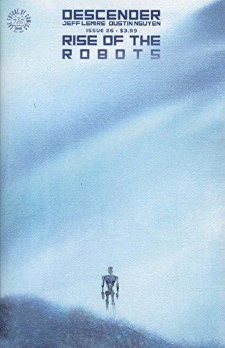 Descender (2015) #26 VF/NM Jeff Lemire Dustin Nguyen Image Comics