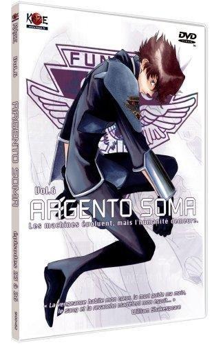 Argento Soma Volume 6
