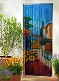 Leguana - Bambuscortina para puerta de bambú cortina cortina para puerta ' arles' 90x200cm aprox