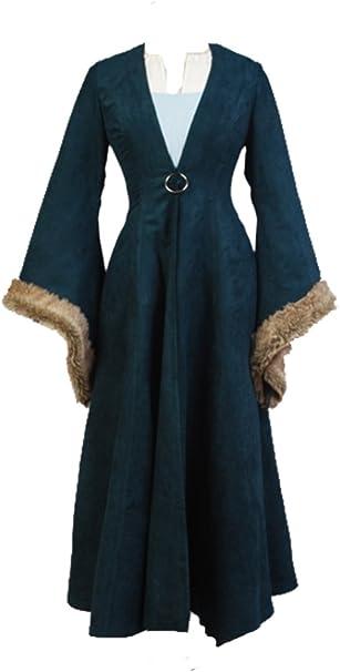 Disfraz de Catelyn Stark de Juego de Tronos, para adulto, de Daiendi