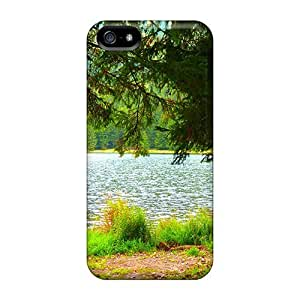 High-end Case Cover Protector For Iphone 5/5s(st Ana Lake 2) by icecream design