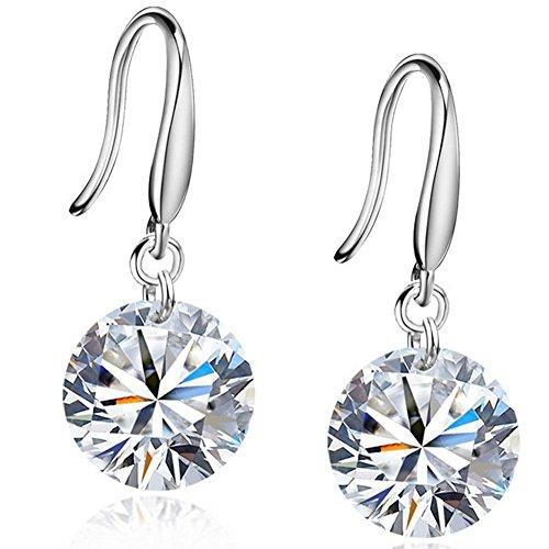 earrings ladies earrings crystal_ dangle earrings Earrings crystal_ earrings crystal ball Earrings round_ earrings beautiful