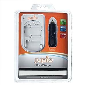 Jupio LSO0020 - Cargador para baterías litio ión Sony