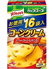 Knorr Cup Soup corn cream 16 bags Japan Edition