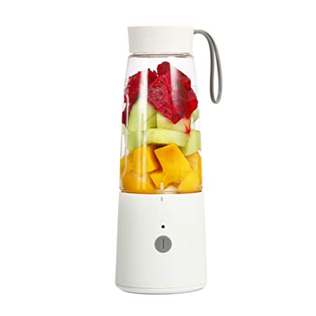 NJLC Licuadora para Fruta, Licuadora Multifuncional De Frutas Y ...