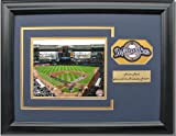 CGI Sports Memories Milwaukee Brewers Miller Park Photo Frame with 3D Double Mat