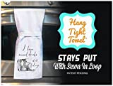 Twisted Wares Flour Sack Dish Towel - I Have Mixed