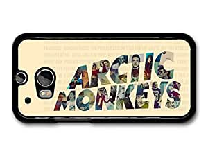 AMAF ? Accessories Arctic Monkeys Rock Band Illustration Collage case for HTC One M8