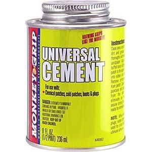 Bell Automotive 22-5-08062-M Monkey Grip Rubber Cement, 1/2 Pint