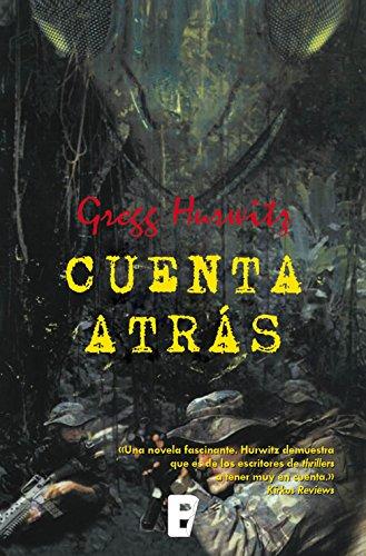 Cuenta atrás (Spanish Edition) by [Hurwitz, Gregg]