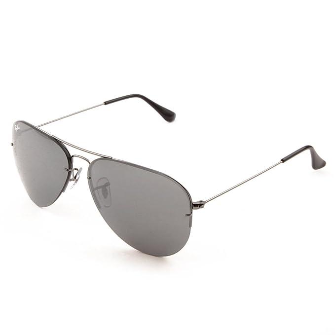 c82ac01270 ... best price ray ban aviator flip out rb 3460 004 6g 59 amazon clothing  8e0c2 66eab