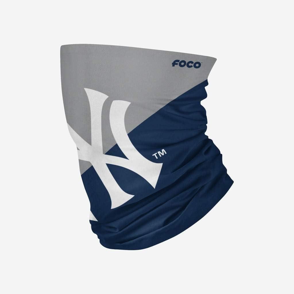 Amazon Com New York Yankees Mlb Neck Gaiter Scarf Face Guard Mask Head Covering Furniture Decor