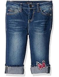 Girls' Fashion Crop Skinny Jean
