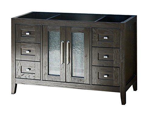 Black Vanity Cabinet Vessel Sink