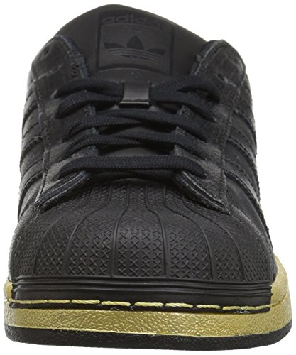 Unisex Adidas cblack Originals Scarpe Ginnastica Superstar goldmt Cblack Da Foundation Adulto qYgnrq7