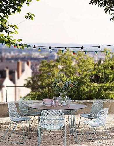 GROSFILLEX Table Ramatuelle: Amazon.fr: Jardin