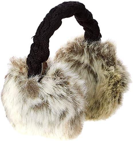 Barts Damen Fur Earmuffs Ohrenschützer