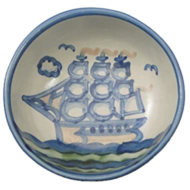 Cereal Bowl, Ship Pattern