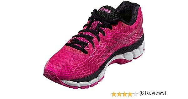 ASICS Gel-Nimbus 17 Lite-Show Womens Running Shoes: Amazon.es: Deportes y aire libre