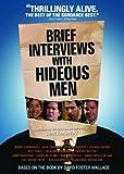 Brief Interviews With Hideous Men [Import]