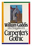 Carpenter's Gothic, William Gaddis, 0670697931