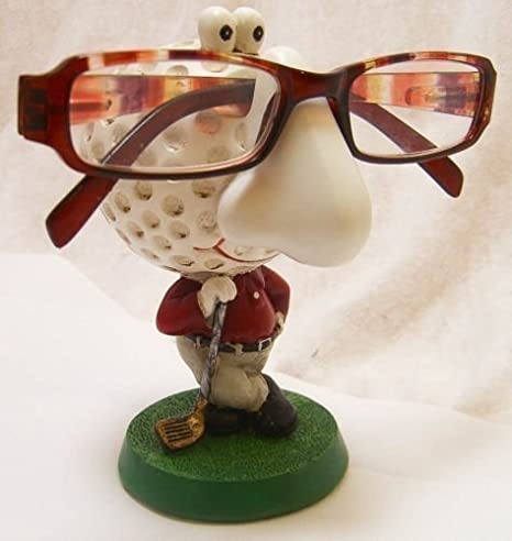 Comical Mum Spectacles Stand / Holder by Joe Davies