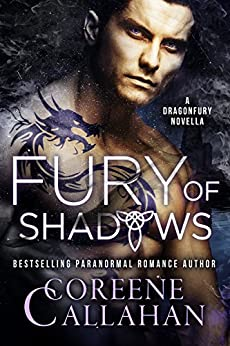 Fury of Shadows: Dragonfury Series SCOTLAND #2 by [Callahan, Coreene]