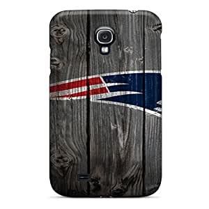 High Grade MXcases Flexible Tpu Case For Galaxy S4 - New England Patriots