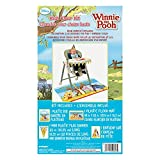 Unique 29613 Winnie The Pooh First Birthday High Chair Decorating Kit, 4-Piece