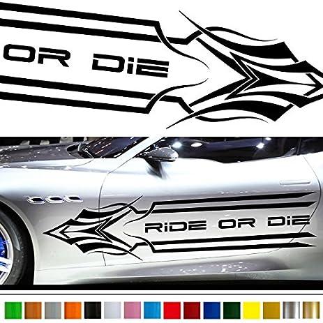 Amazoncom Tribal Car Sticker Car Vinyl Side Graphics Car - Custom vinyl decals automotive