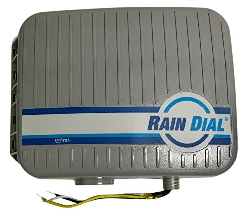 Irritrol Rain Dial RD1200-EXT-R 12 Station Outdoor Irrigation Controller (Irritrol Rain Dial)