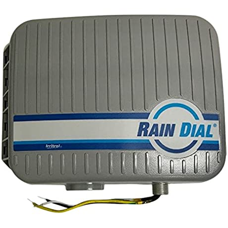 Irritrol Rain Dial RD1200 EXT R 12 Station Outdoor Irrigation Controller