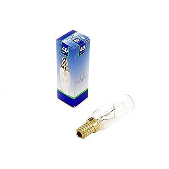 40watt Lampe Birne Fur Whirlpool Dunstabzug Amazon De Elektro