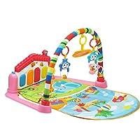 SURREAL (SM) 3 in 1 Pianoforte per bambini PlayMat Musica e luci