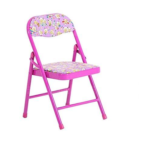 Amazon.com: Jzmai Stool Childrens Folding Chair Stool ...