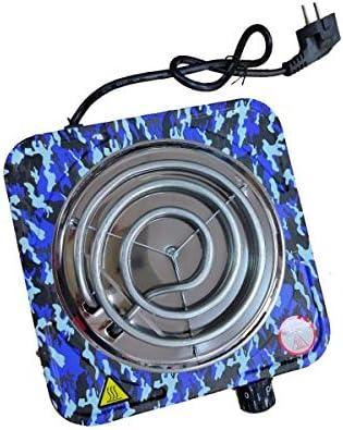 Hornillo Eléctrico Delta para cachimba 1.000W (Azul): Amazon ...