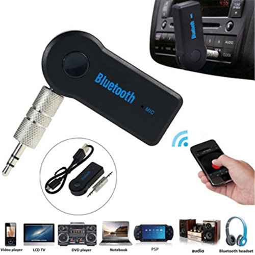 TraveT Wireless Bluetooth 3 5mm Receiver