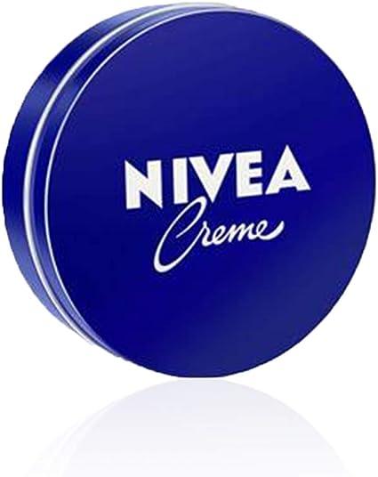 NIVEA Creme - Crema hidratante corporal y facial, Pack de 1 x 75 ...