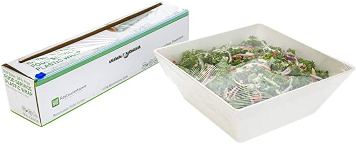 Top 9 Clear Food Wrap 18 Inch Wide