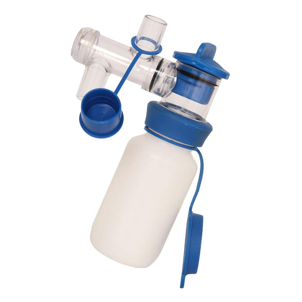 Flameer Milking Machine Parts Milk Samplers Bottle to Remove Samples from Bulk Tanks, Tankers or Milking Machines