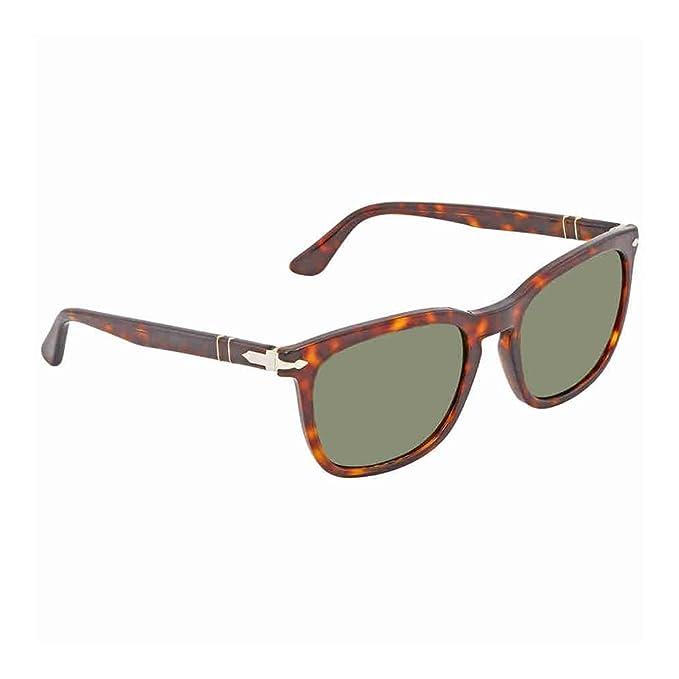 cb0e9af5dd Persol 0Po3193S 24/31 55 Gafas de sol, Marrón (Havana/Green), Hombre:  Amazon.es: Ropa y accesorios