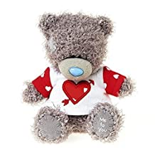 """Me to You - 4"""" Heart & Arrow T-Shirt Plush Bear Valentine's Day Gift"""