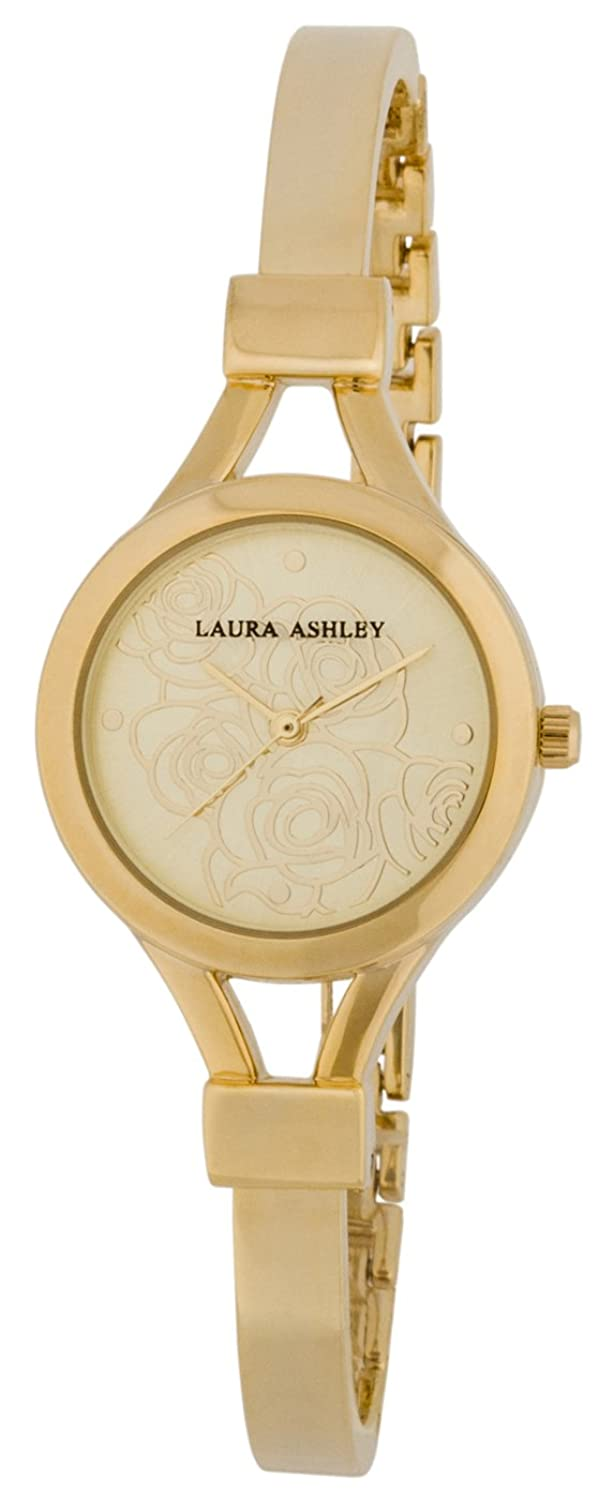 Laura Ashley Damen-Armbanduhr LA31019YG
